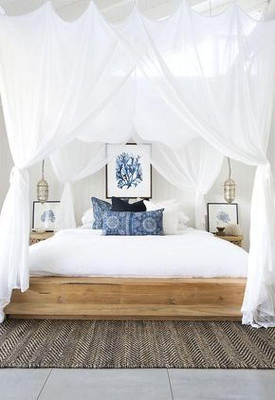 Evli ciftler icin yatak odası dekorasyonu (16)