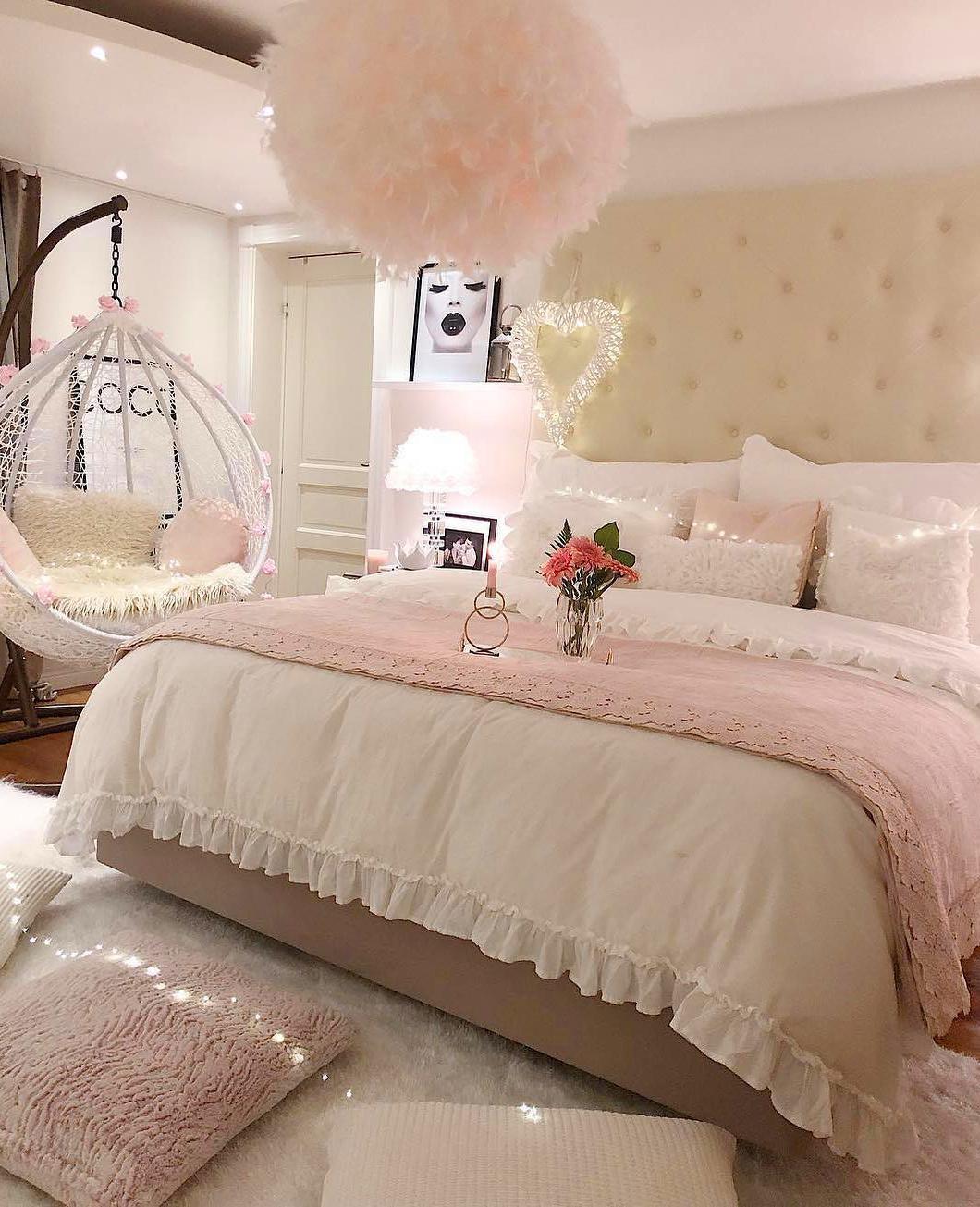 Evli ciftler icin yatak odası dekorasyonu (40)