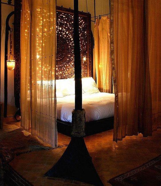 Evli ciftler icin yatak odası dekorasyonu (46)
