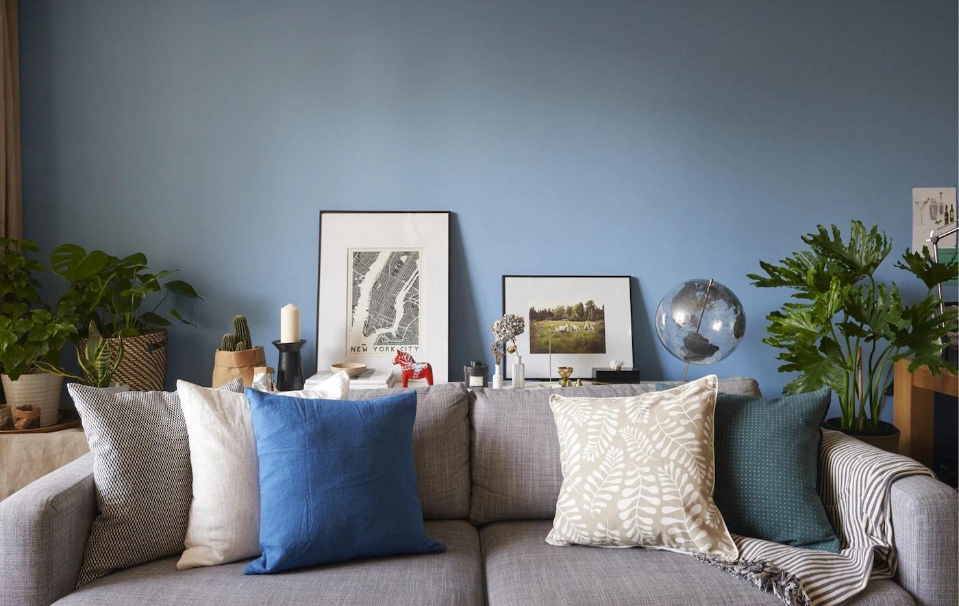 ikea duvar aksesuarlari ile dekorasyon fikirleri (8)-min