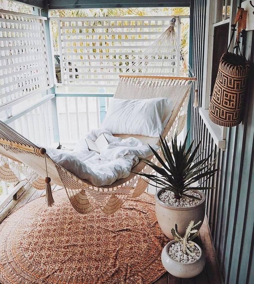 Kucuk Balkon Dekorasyonu Fikirleri Fotograf Galerisi (27)
