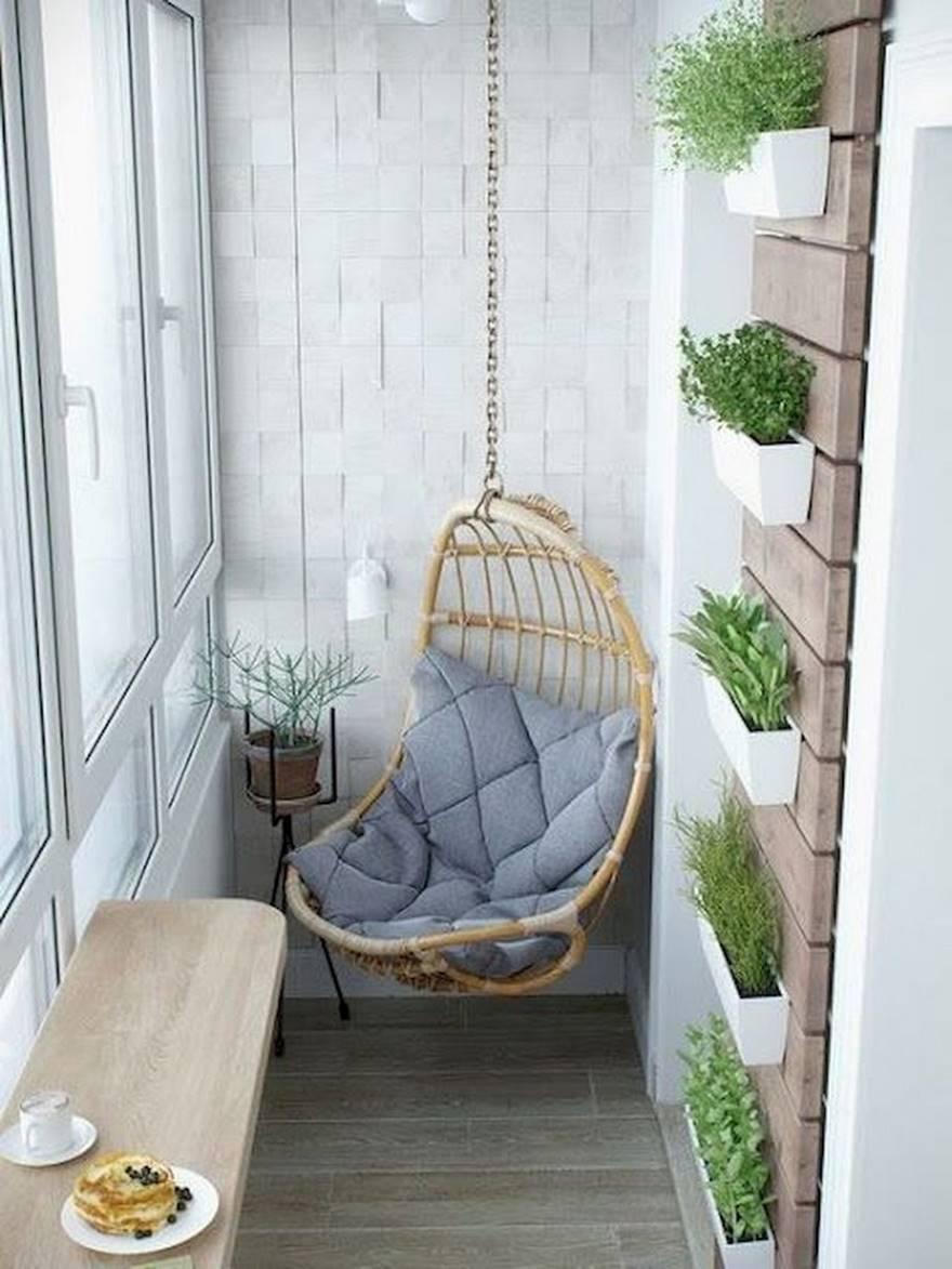 Kucuk Balkon Dekorasyonu Fikirleri Fotograf Galerisi (5)