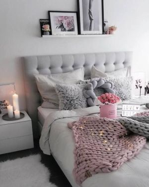 Evli ciftler icin yatak odası dekorasyonu (17)