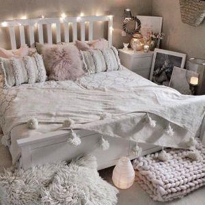 Evli ciftler icin yatak odası dekorasyonu (36)