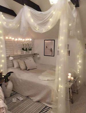 Evli ciftler icin yatak odası dekorasyonu (47)