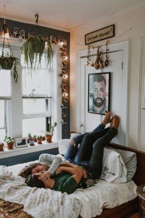 Evli ciftler icin yatak odası dekorasyonu (53)