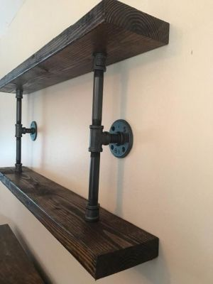 endüstriyel boru raf ayaklı duvar rafı örnekleri (10)