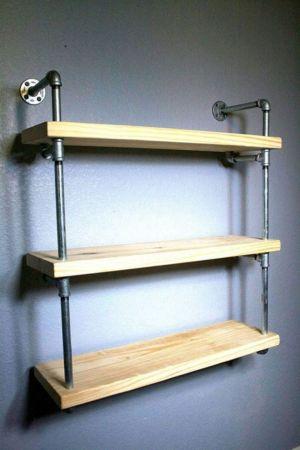 endüstriyel boru raf ayaklı duvar rafı örnekleri (22)