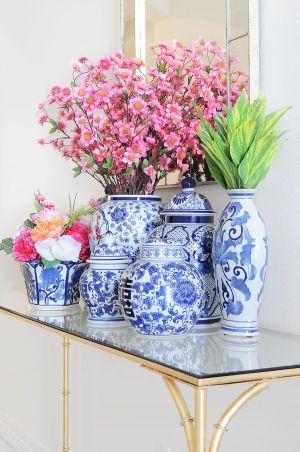 Japon Porseleni Dekorasyonu Ile Ev Dekorasyonu Fikirleri (31)