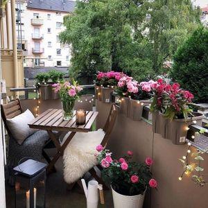 Kucuk Balkon Dekorasyonu Fikirleri Fotograf Galerisi (36)