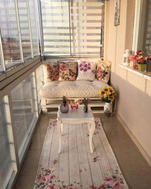 Kucuk Balkon Dekorasyonu Fikirleri Fotograf Galerisi (54)
