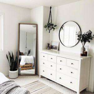 Yatak Odaları Icin Yuvarlak Ayna Dekorasyonu Fikirleri (1)