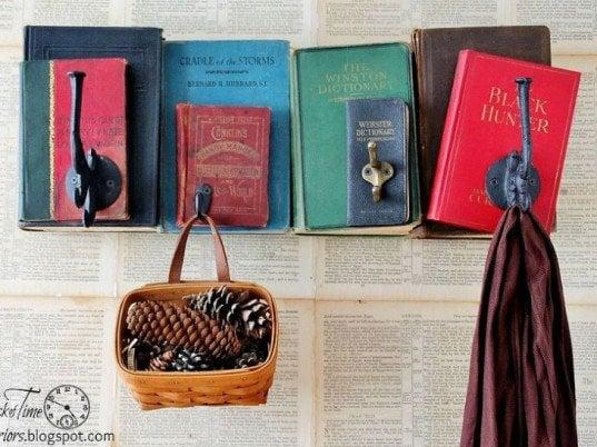 Kitap Askılık