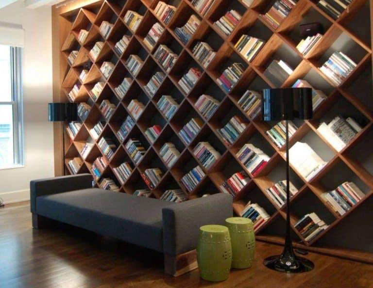 duvardan duvara raflar ile evinize çağdaş bir görünüm kazandırın (2)