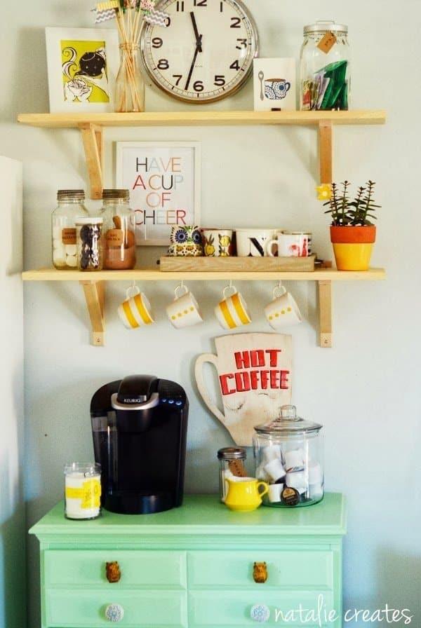 kahve ve çay fincalarının saklamanın 12 akıllı yolu (9)