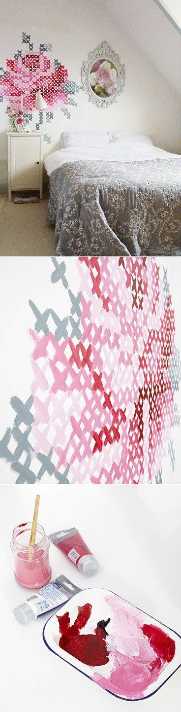 Haftasonu İçin 25 Özgün Duvar Dekorasyonu Fikirleri (6)