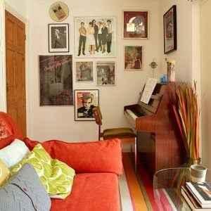 oturma odası dekorasyonu