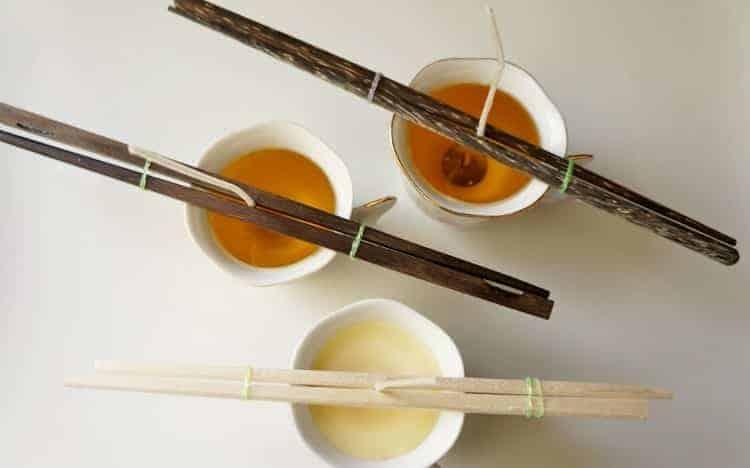 Çay Fincanı İle Kokulu Mum Nasıl Yapılır (6)