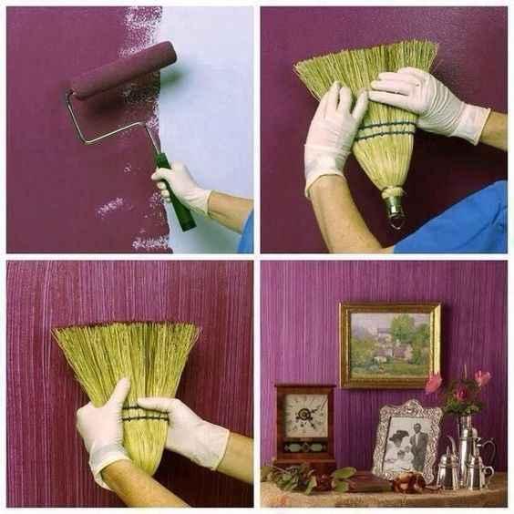 süpürge ile duvar boyama önerileri