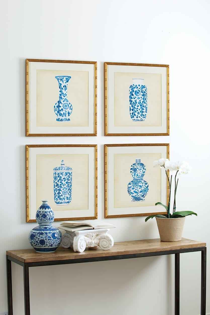 japon porseleni dekoraysonu
