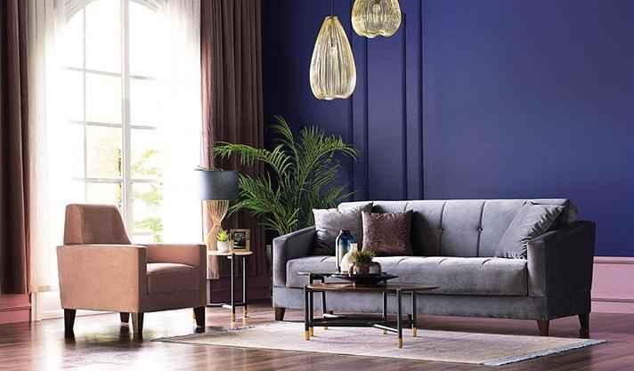 Oturma Odası Dekorasyonunu Yenilemek
