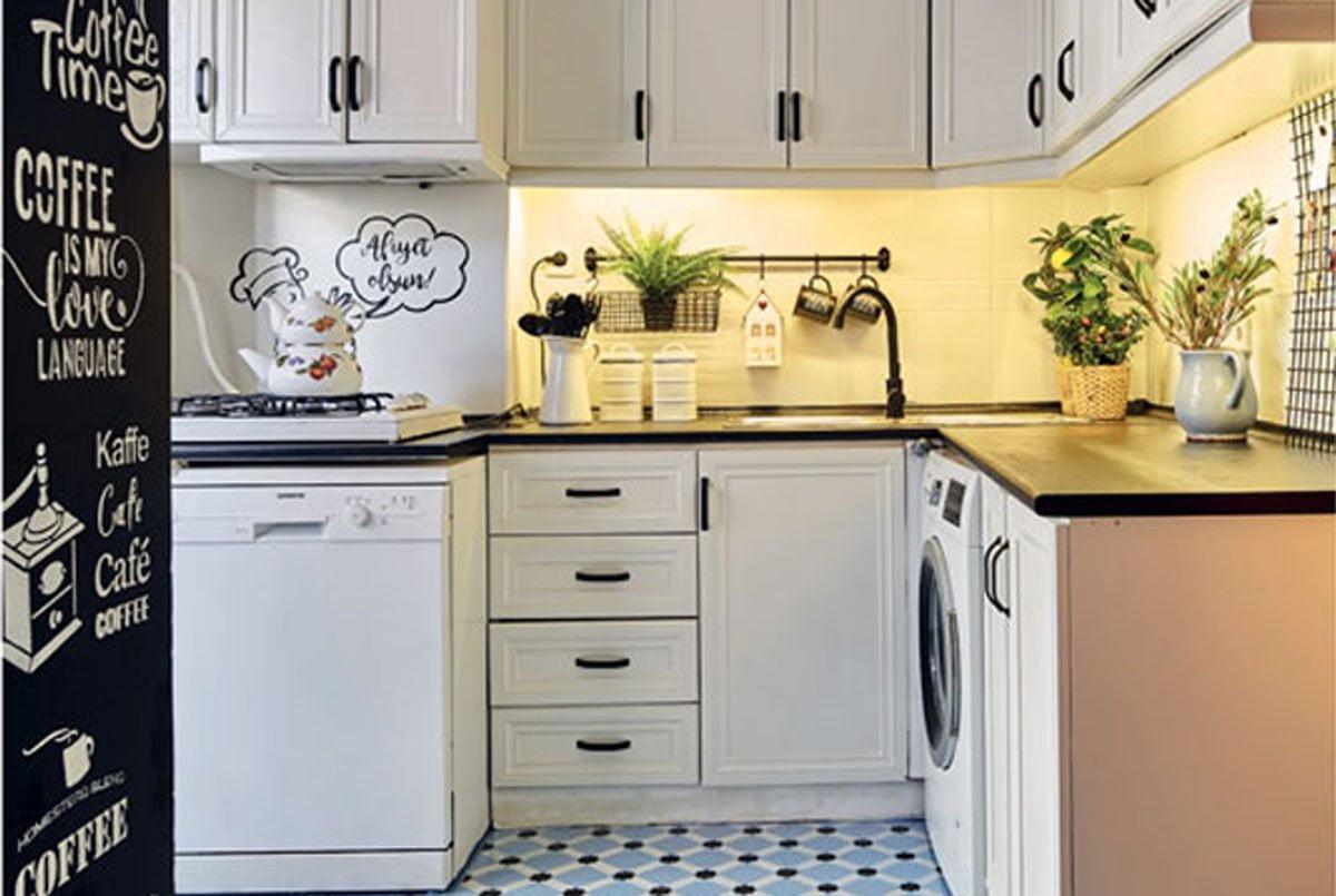 Mutfak Dolabı Boyama Malzemeleri Nelerdir?