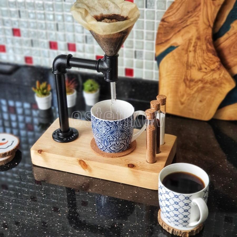 filtre kahve demleme seti versiyon no.1