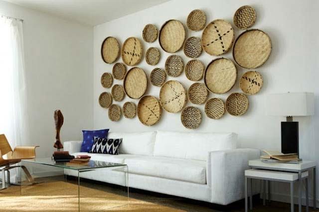 Duvar Dekorasyon Fikirleri Kendin Yap (DIY)